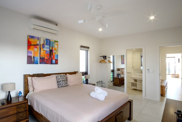 Bedroom | Naisoso Island Resort Villas